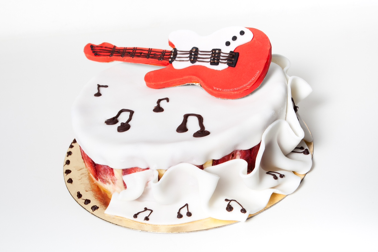 gateau_3d_guitare